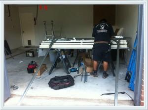 garage door maintenance service Friendswood