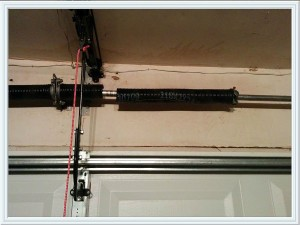 garage door torsion spring Friendswood